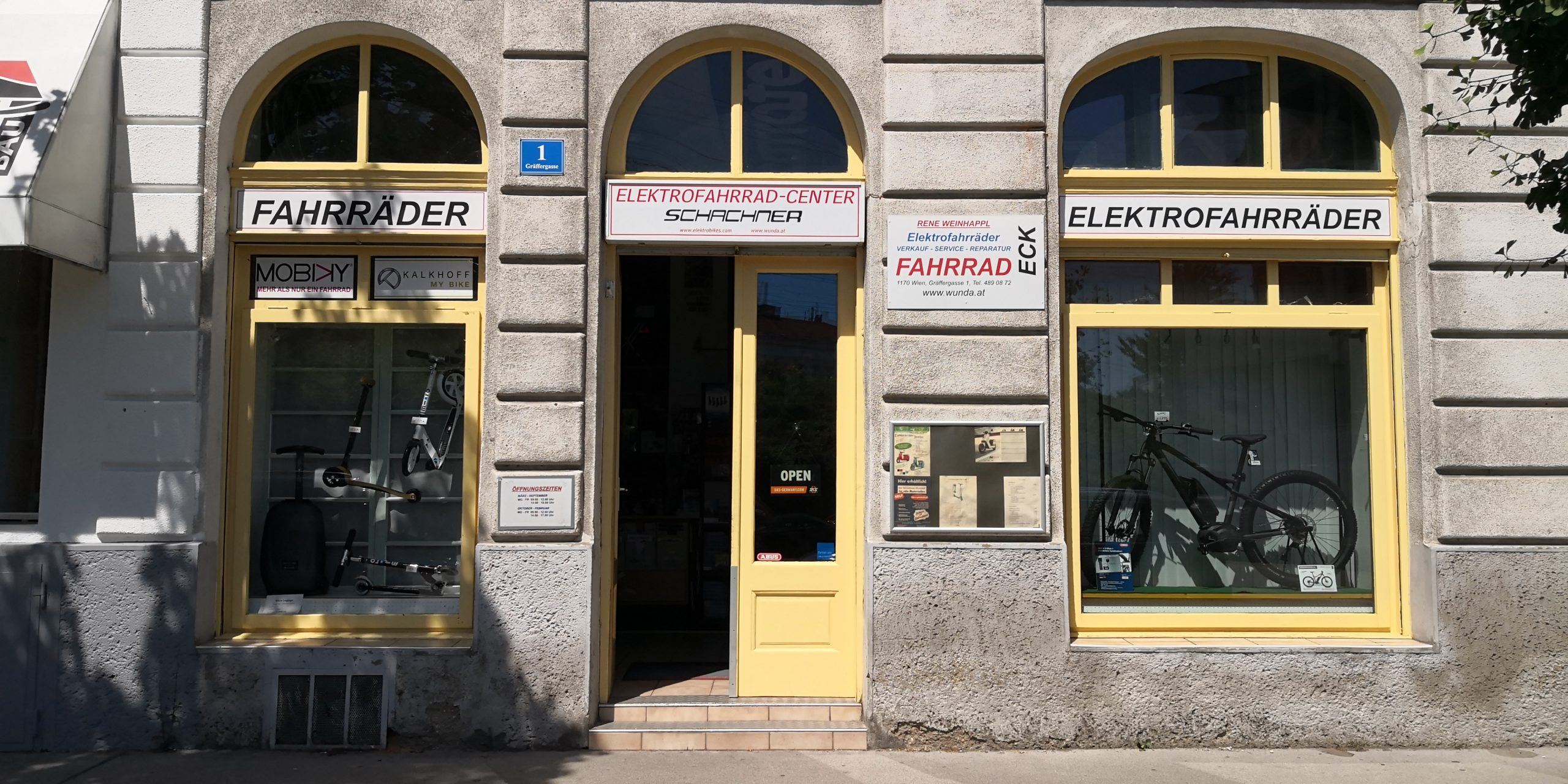Bicycle serive and repair 1170 Vienna